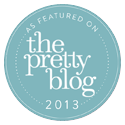 We are Featured on the Pretty Blog