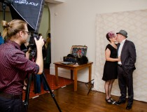Traditional Photo Booth - Trudies 40th